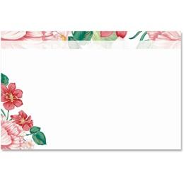 Garden Party Crescent Envelopes