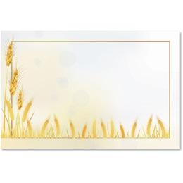 Wheat Harvest Crescent Envelopes