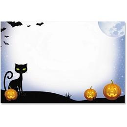 Meow Mischief Crescent Envelopes