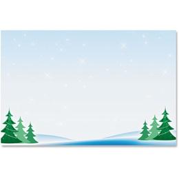 Saint Nick Crescent Envelopes