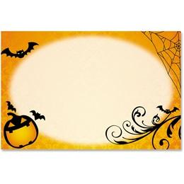 Halloween Fun Crescent Envelopes