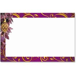 Amethyst Crescent Envelopes