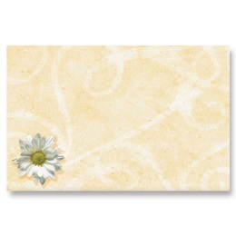 Springtime Crescent Envelopes