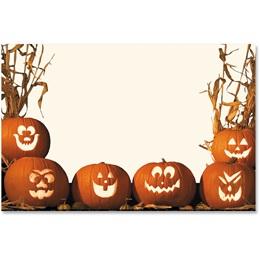 Pumpkin Parade Crescent Envelopes