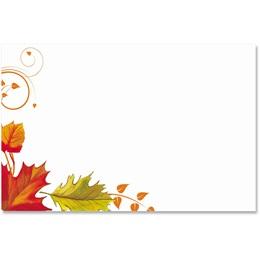 Fall Freshness Crescent Envelopes