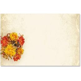 Bountiful Basket Crescent Envelopes