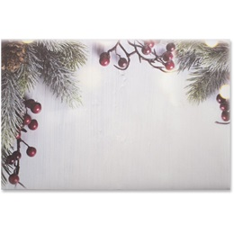 Winterberry Wishes Crescent Envelopes