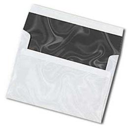 Black Tie Outer Envelopes