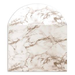 Gray Marble Envelope Liners