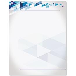 Fragmented Letterhead