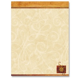 Arabesque Letterhead
