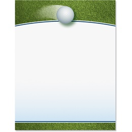 Ball in Play Letterhead