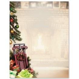 Christmas Memories Letterhead