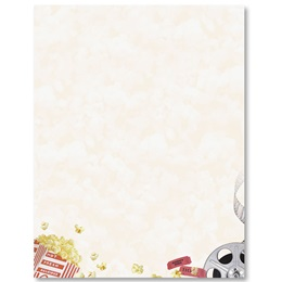 At The Movies Letterhead