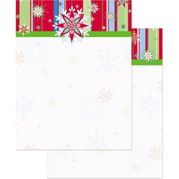 Snow Bright Holiday Newsletters