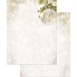 Luminous Holiday Newsletters