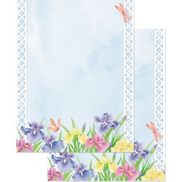 Iris Party Newsletters