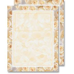 Cream Roses Newsletters