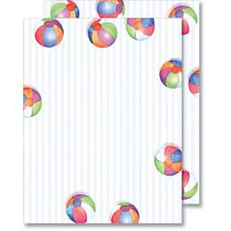 Beach Balls Newsletters