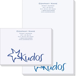 Kudos Post-it Notes