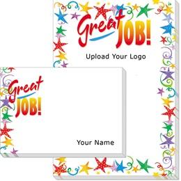 Great Job II Post-it Notes