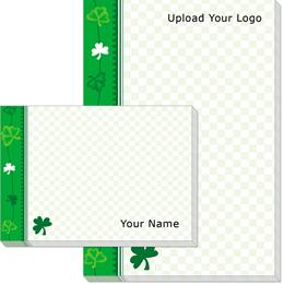 Sweet Shamrock Post-it Notes