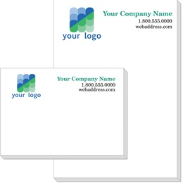 Add A Logo Post-it Notes