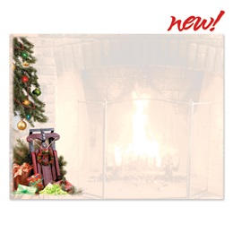 Christmas Memories Postcards