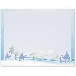 Nativity Specialty Postcards