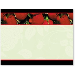Romantic Roses Postcards