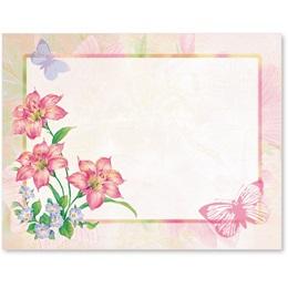Floral Mist Postcards