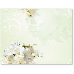 Graceful Lilies Postcards