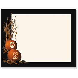 Pumpkin Parade Postcards