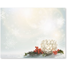 Crystal Candle Postcards