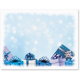 Pretty Presents Postcards