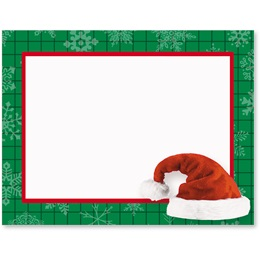 Santa's Hat Design Postcards