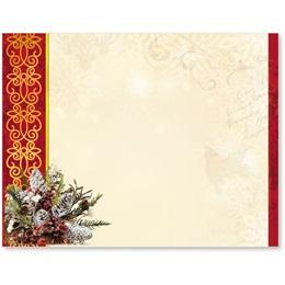 Christmas Cardinal Postcards