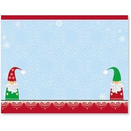 Snowy Santa Postcards