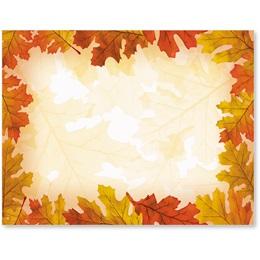Autumn Abundance Postcards