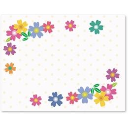 Wild Flowers Postcards
