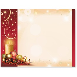 Enchanted Christmas Specialty Postcards