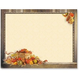 Autumn Treasures Postcards