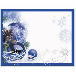 Sapphire Christmas Specialty Postcards