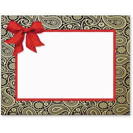 Pure Paisley Specialty Postcards