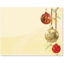 Holiday Laurel Postcards