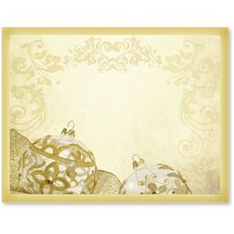 Golden Filigree Postcards