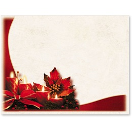 Christmas Evening Postcards