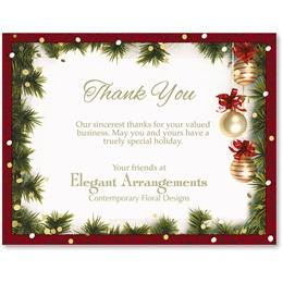 Christmas Twilight Postcards