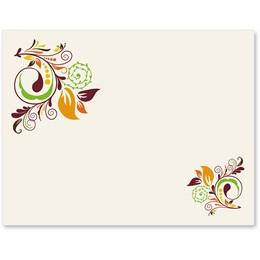 Fall Fantasia Postcards