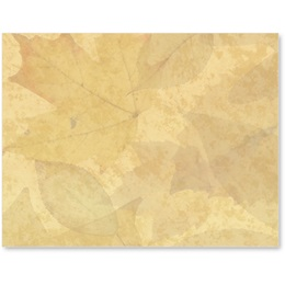 Autumn's Imprint Postcards